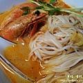 手工麵線料理-叻沙麵20130515_181425