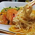 手工麵線料理-叻沙麵20130515_181624