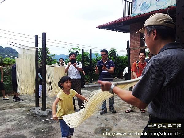 傳統手工麵線-體驗DIY
