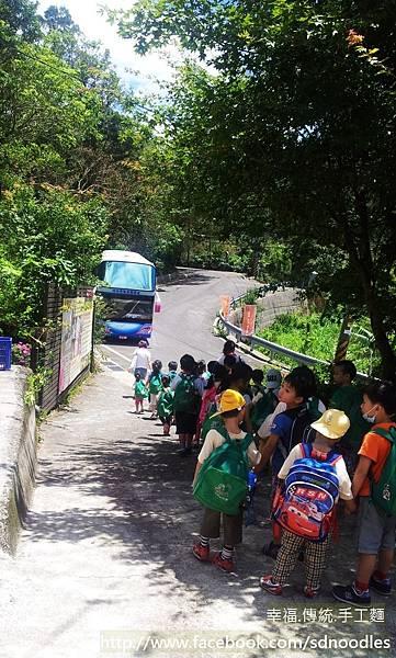 幼稚園參幼稚園參訪 麵線工廠-石碇觀光