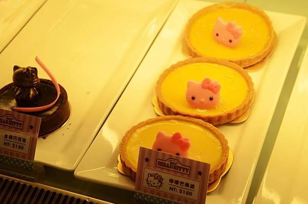 hello kitty 主題餐廳/台北旅遊