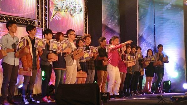 金牌麥克風 2013-11-22華梵大學海選/石碇麵線