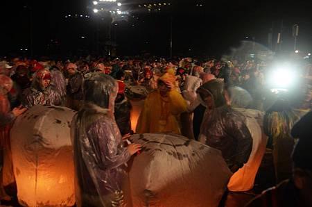 平溪天燈節 新北商圈聯合會參訪