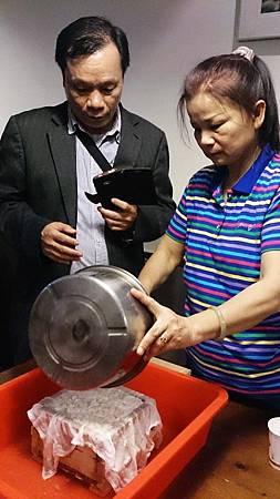 新北旅遊,深坑老街 豆腐DIY