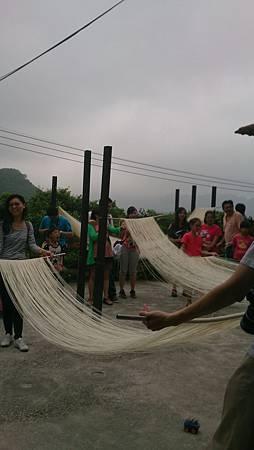 拉麵線體驗,體驗旅遊