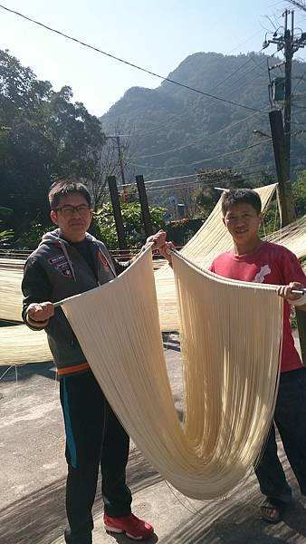 台北旅遊,麵線體驗