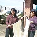 taiwan noodles 麵線體驗