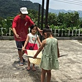台北景點/麵線體驗diy