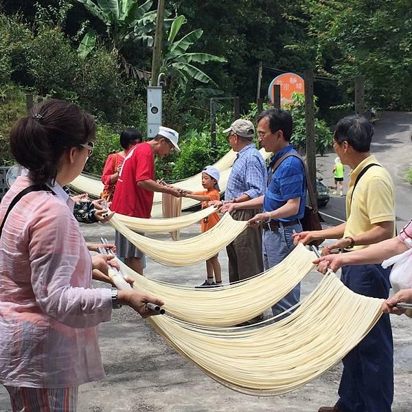 台北景點/面線體驗DIY