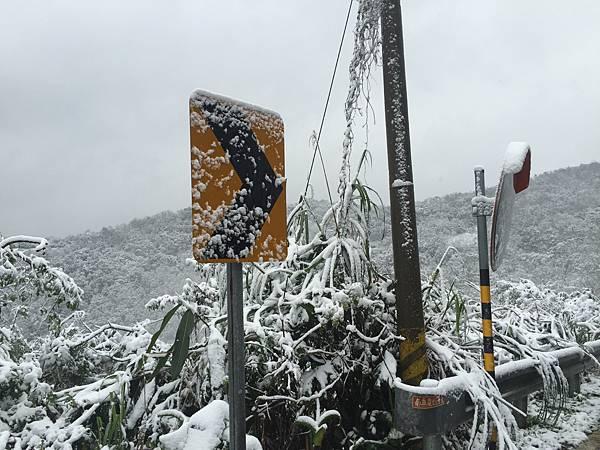 ,石碇賞雪,一日遊2016/1/24