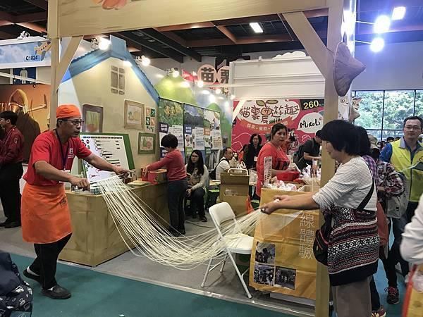 世貿旅展之許家麵線體驗IMG_6624