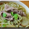 悔子煮藝-麻油綠茶麵線
