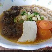 牛肉湯-手工麵線 (4).JPG