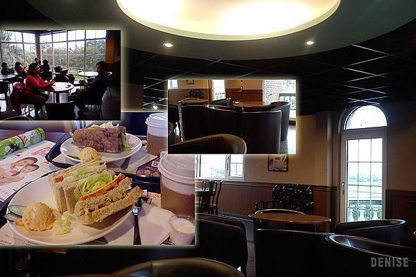 礁溪金車伯朗咖啡館