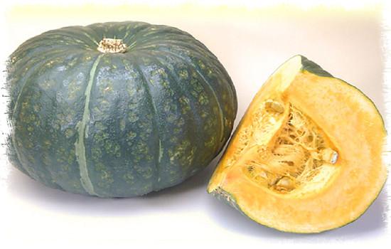 食材營養講座 – 南瓜 / かぼちゃ / Pumpkin