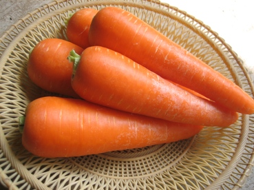 食材營養講座 – 胡蘿蔔 / にんじん / Carrot