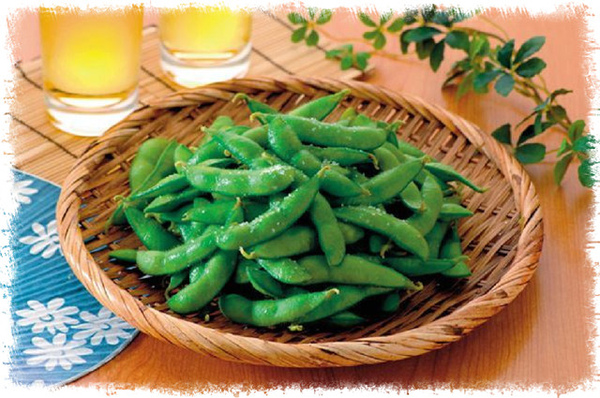 食材營養講座 – 毛豆 / 枝豆 / Green Soybean