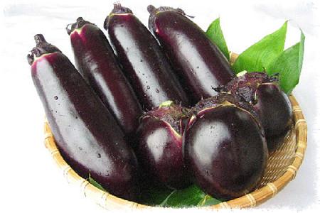 食材營養講座 – 茄子 / なす / Eggplant