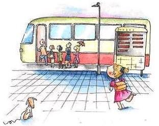 人生就像公車