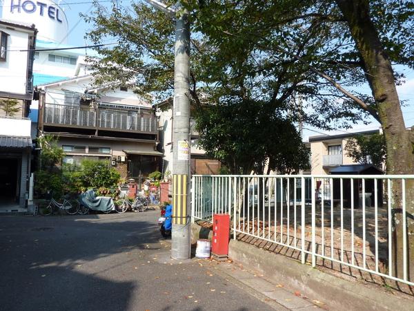 民宿附近的小公園