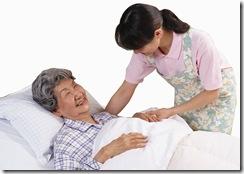 看護與病人