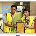 菲律賓部主管與優秀外勞合照