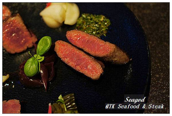 TK Seafood & Steak