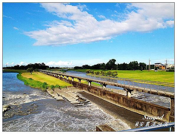 安農溪河濱