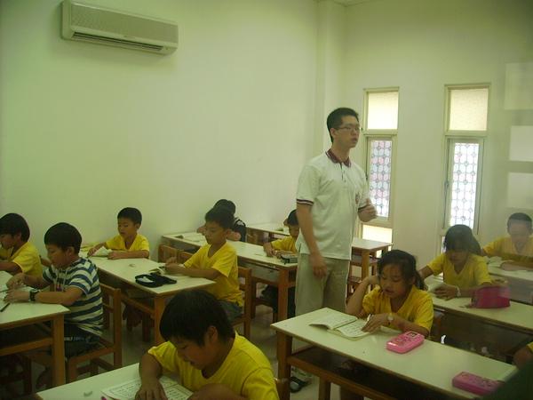 暑期安親班弟子規課程