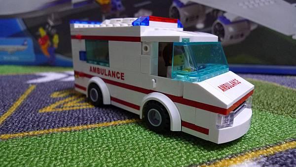 星鑽積木 82106 救謢車 AMBULANCE CAR