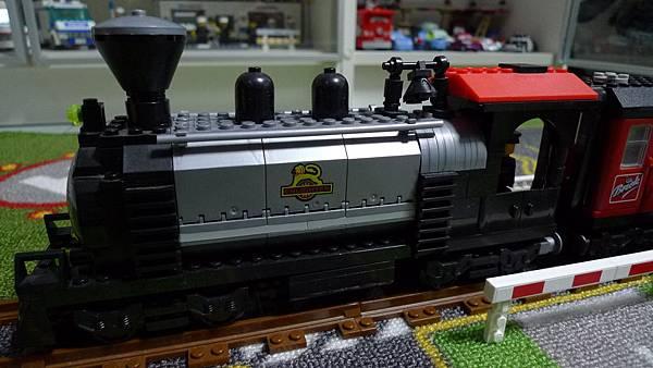 啟蒙積木 TRAIN SERIES 631 Heavy Duty Locomotive 重型蒸氣火車頭【NT $ 205】