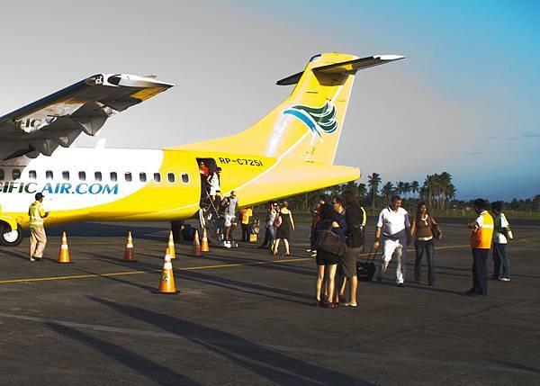 Cebu Pecific Air 可以在上面唱Kala的飛機