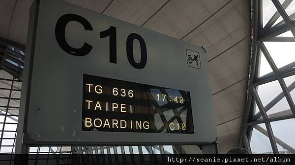 33最後一天,要回台灣了