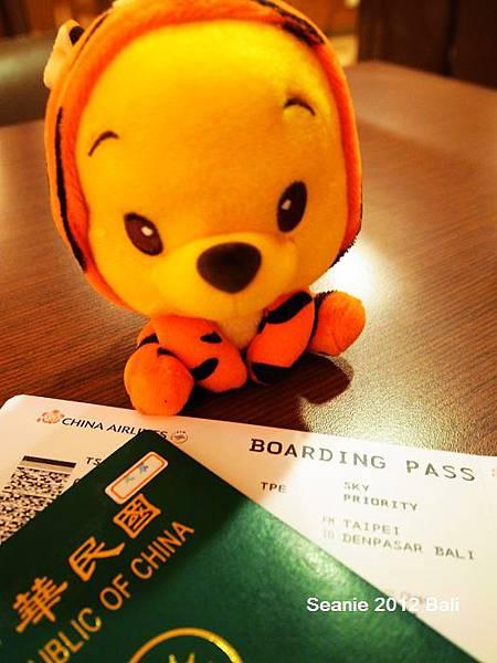 02拿到登機證才有出國的fu~