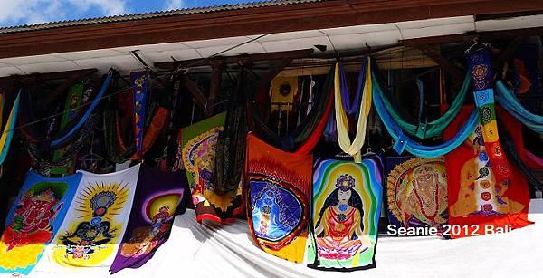 36原本要去內卡美術館Neka Art Museum 陰錯陽差被帶到烏布傳統市場