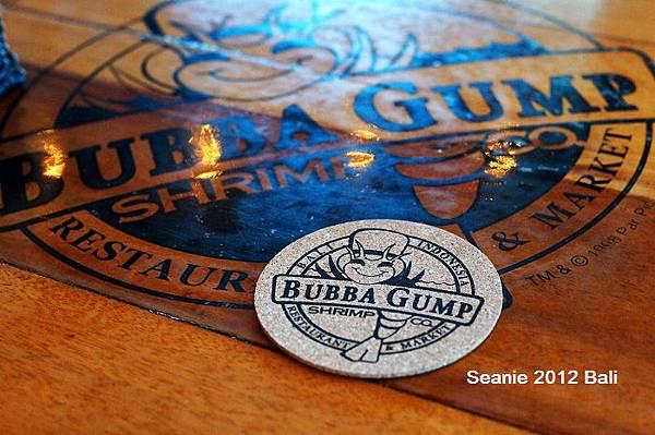 117就前往庫塔Kuta的阿甘蝦館Bubba Gump