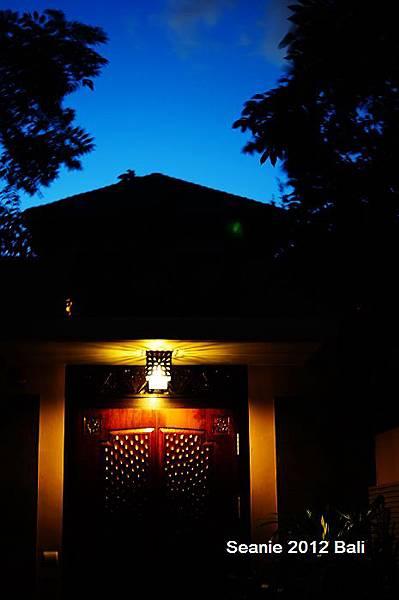 207夜幕低垂,前往吃Bambu吃贈送的套餐。