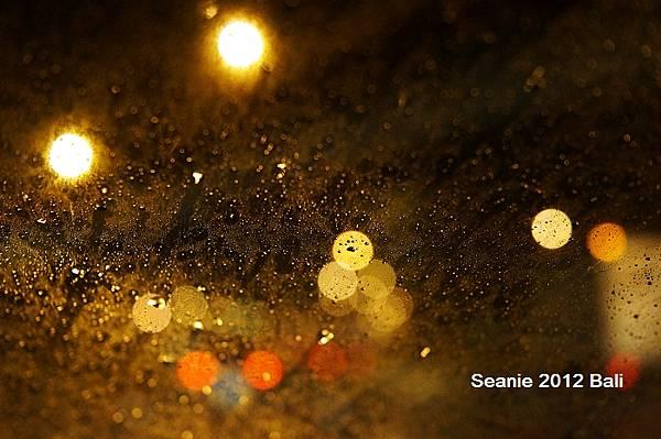 219只是回到台北,颱風來襲,下起大雨,讓人想坐飛機再回去南緯八度。