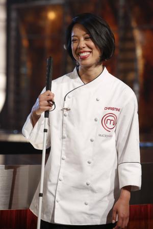 美國廚神之Christine Ha