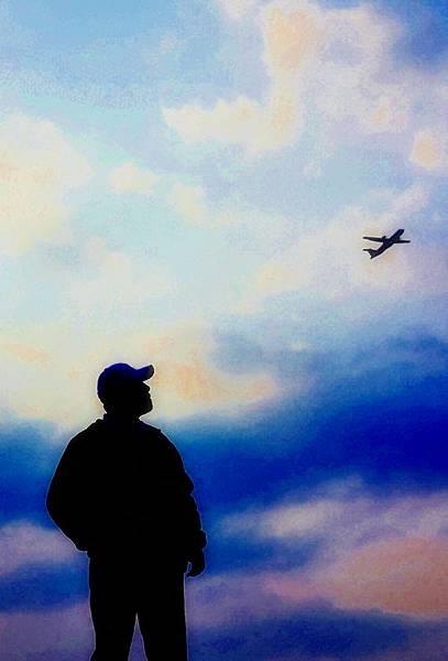 (歌)張艾嘉《飛往異鄉的747》