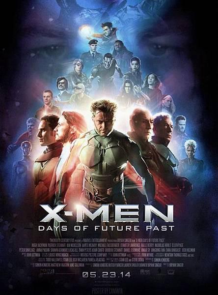 【X戰警:未來昔日】1