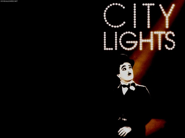 城市之光桌布