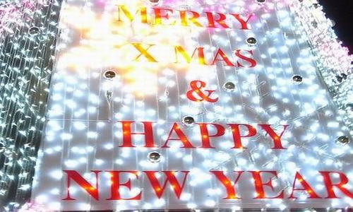 2008年聖誕新年快樂(N)