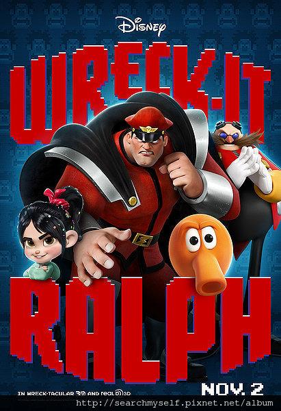 Wreck-It Ralph007