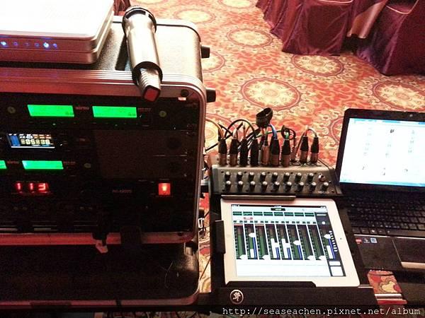 數位化音響設備