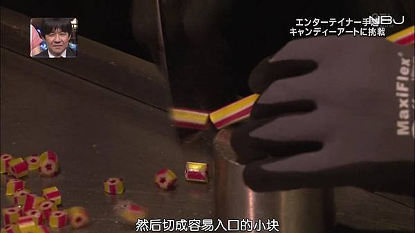 [N.B.J]20130224itteQ 手越糖果藝術制作[13-08-22]