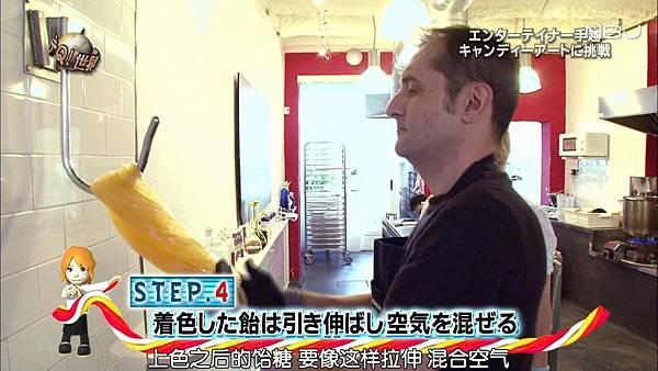 [N.B.J]20130224itteQ 手越糖果藝術制作[13-12-18]