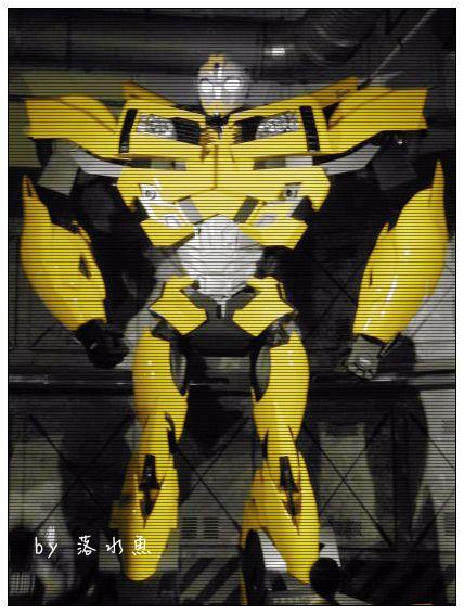 變形金剛-大黃蜂