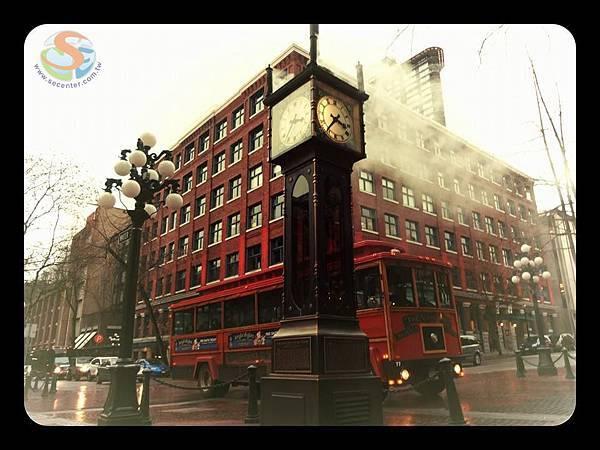 Gas town 的Stream clock
