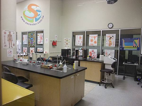 6生物科學教學教室